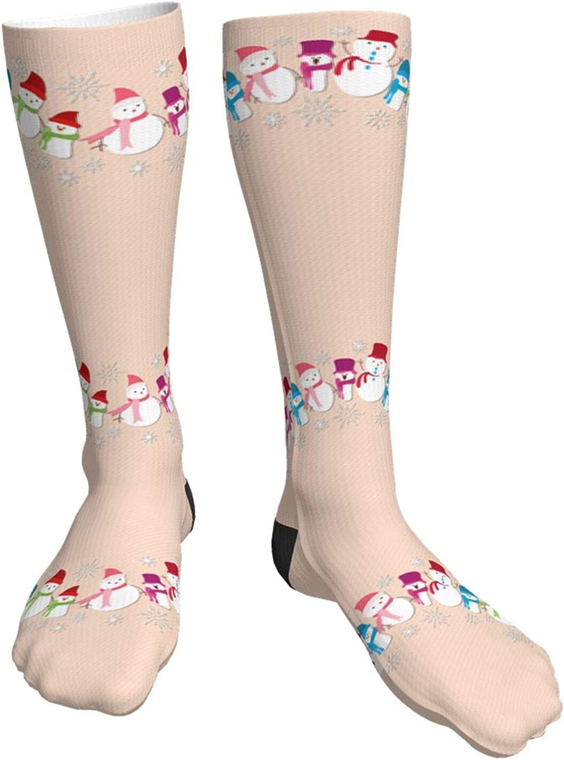 Star Christmas Stick Unisex Casual Crew Sales Popularity of SALE items from new works Long Boy'S Socks G