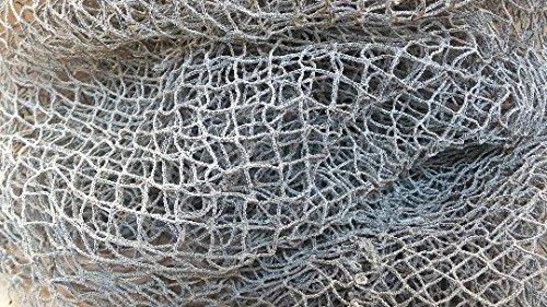 9GreenBox .Com Nautical Decorative Fish Net 5' X 10' Fish Netting (2Pack)