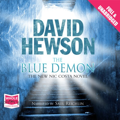 The Blue Demon                   By:                                                                                                                                 David Hewson                               Narrated by:                                                                                                                                 Saul Reichlin                      Length: 14 hrs and 18 mins     57 ratings     Overall 3.9