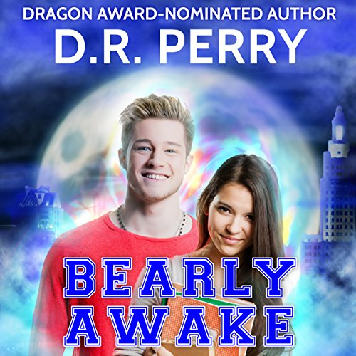 Bearly Awake audiobook cover art