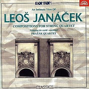 Janáček: String Quartets
