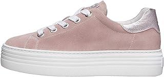 NeroGiardini E010703D Sneaker Donna Camoscio/Pelle