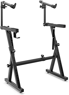 Heavy-Duty Multi-Functional Music Stand - Z Style &