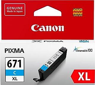 Canon (CPF6A) CLI671XLC Cyan XL (CCLI671XLC)