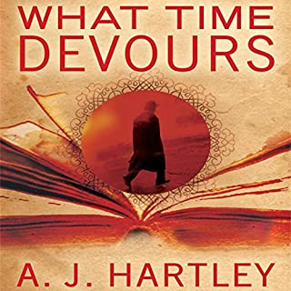 What Time Devours cover art