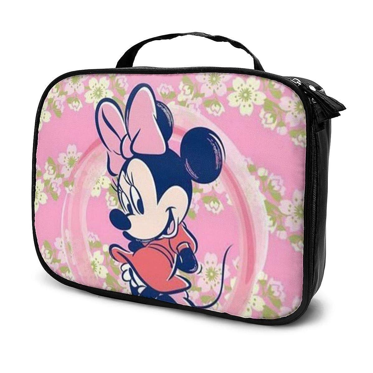 にじみ出るジャンプラインナップDaituかわいい みんいえ もうせ 化粧品袋の女性旅行バッグ収納大容量防水アクセサリー旅行