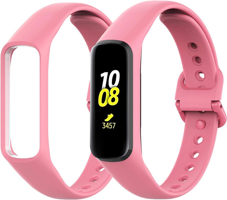 Malla Para Samsung Galaxy Fit 2 - Rosa
