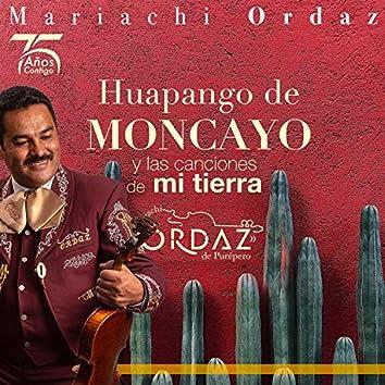 Huapango de Moncayo y las canciones de mi tierra