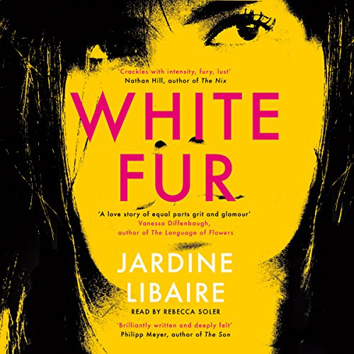 White Fur audiobook cover art