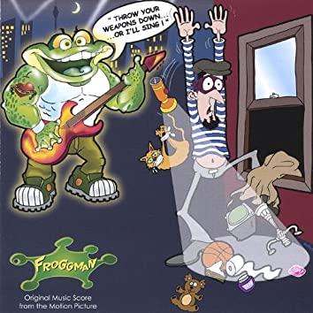 Soundtrack From the Movie Froggman