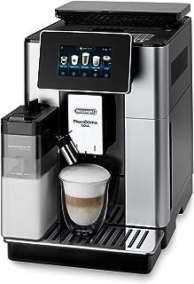 De'Longhi Primadonna Soul ECAM612.55.SB - Cafetera superautomática (19 bares, Pantalla TFT táctil 4.3 '', sistema Cappucci...