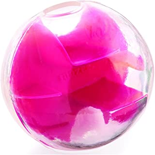 Planet Dog Orbee -Tuff Mazee Ball - Interactive Tough and Durable Treat Dispensing Puzzle Toy