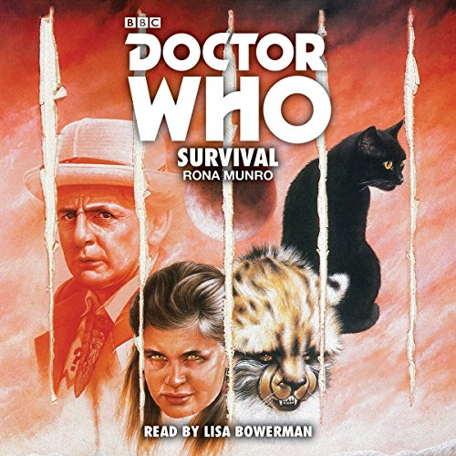 Doctor Who: Survival audiobook cover art