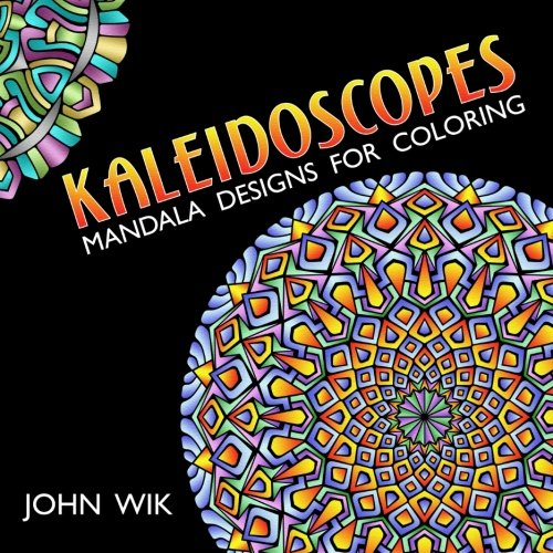 Kaleidoscope Coloring Pages Free Coloring Pages