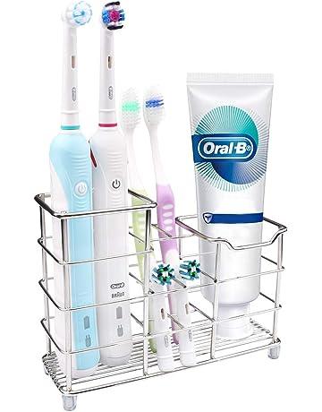 Toothbrush Holders Home Kitchen Amazon Co Uk