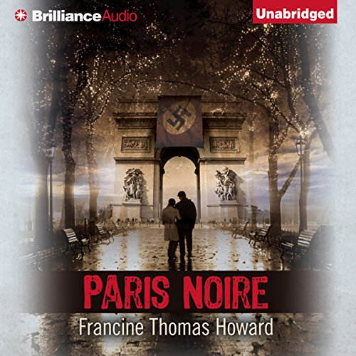 Paris Noire audiobook cover art