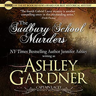 The Sudbury School Murders audiobook cover art
