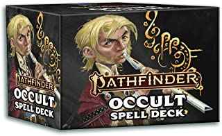 Paizo Pathfinder Second Edition Spell Cards Occult