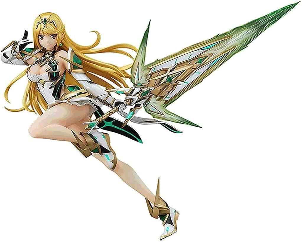 PRVQL Xenoblade OFFicial site Ultra-Cheap Deals Chronicles 2 : Statue Multicolor Mythra Figure