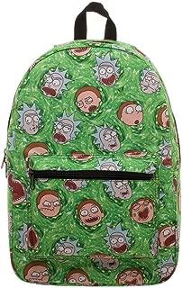 Portal Print Rick And Morty Backpack Standard