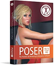$199 » Poser Pro 11 - The Premier 3D Rendering & Animation Software for Windows and Mac OS