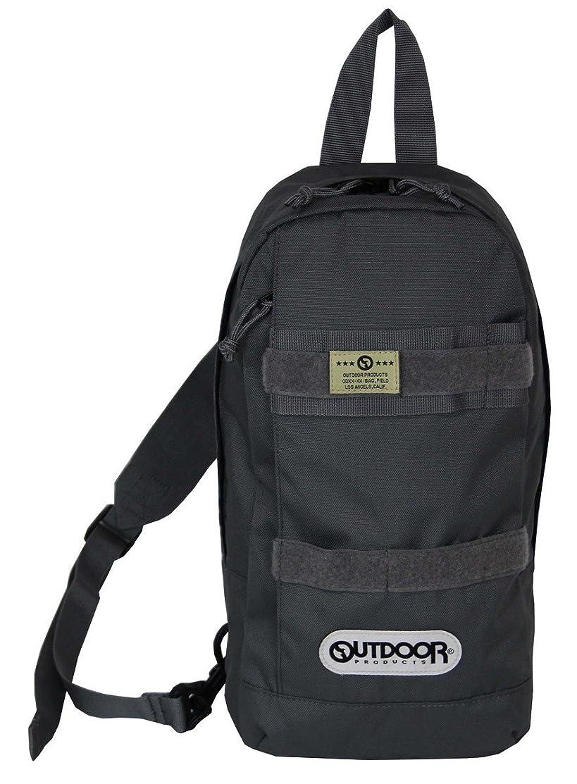 ばか遊び場デジタル(アウトドアプロダクツ)OUTDOOR PRODUCTS ボディバッグ ボディバック/lodb101