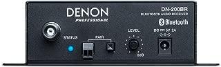 Denon Professional DN-200BR | Compact Stereo Bluetooth Audio Receiver