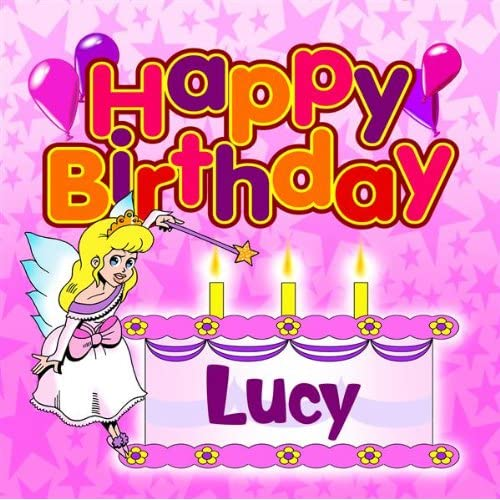 Happy Birthday Lucy By The Birthday Bunch On Amazon Music Amazoncom
