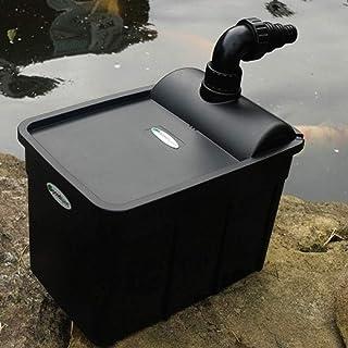 PondXpert FiltoBox 1200 Gallons Non UVC Pond Filter, Water Garden Pond Filter