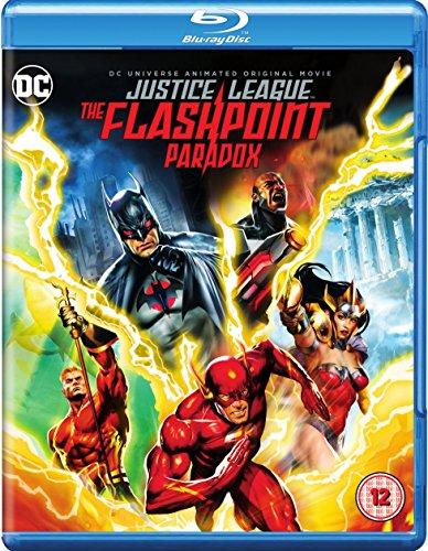 Justice League - The Flashpoint Paradox [Edizione: Regno Unito]
