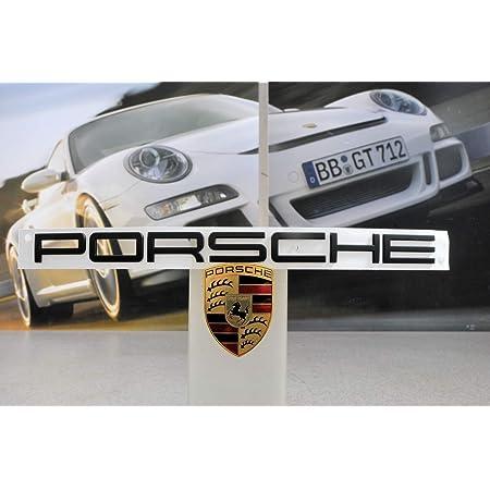 Orig Porsche Schriftzug Logo 911 991 Gt3 Carrera Gts Boxster Cayman Gts 981 Auto