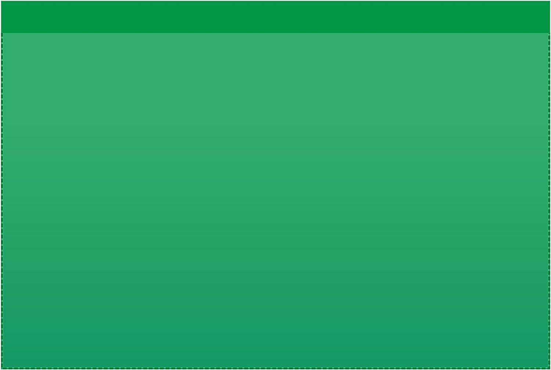Krog Magnettasche A5, 25 Stück Stück Stück Grün B0757N1FZK | Die Qualität Und Die Verbraucher Zunächst  4001cc