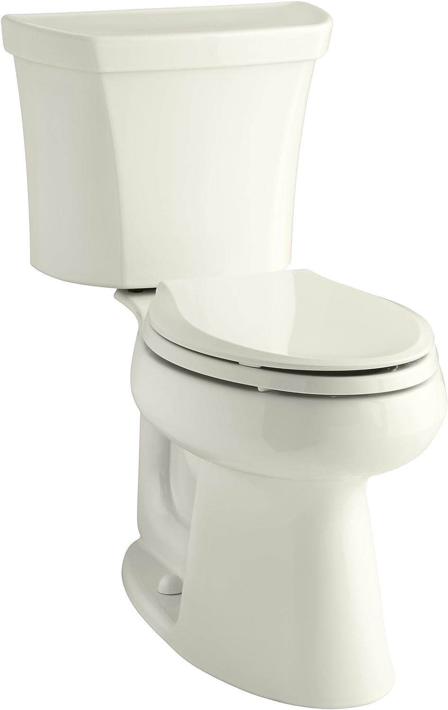 Kohler K-3999-RA-96 Max 70% OFF Highline Comfort Height Toilet depot Biscuit