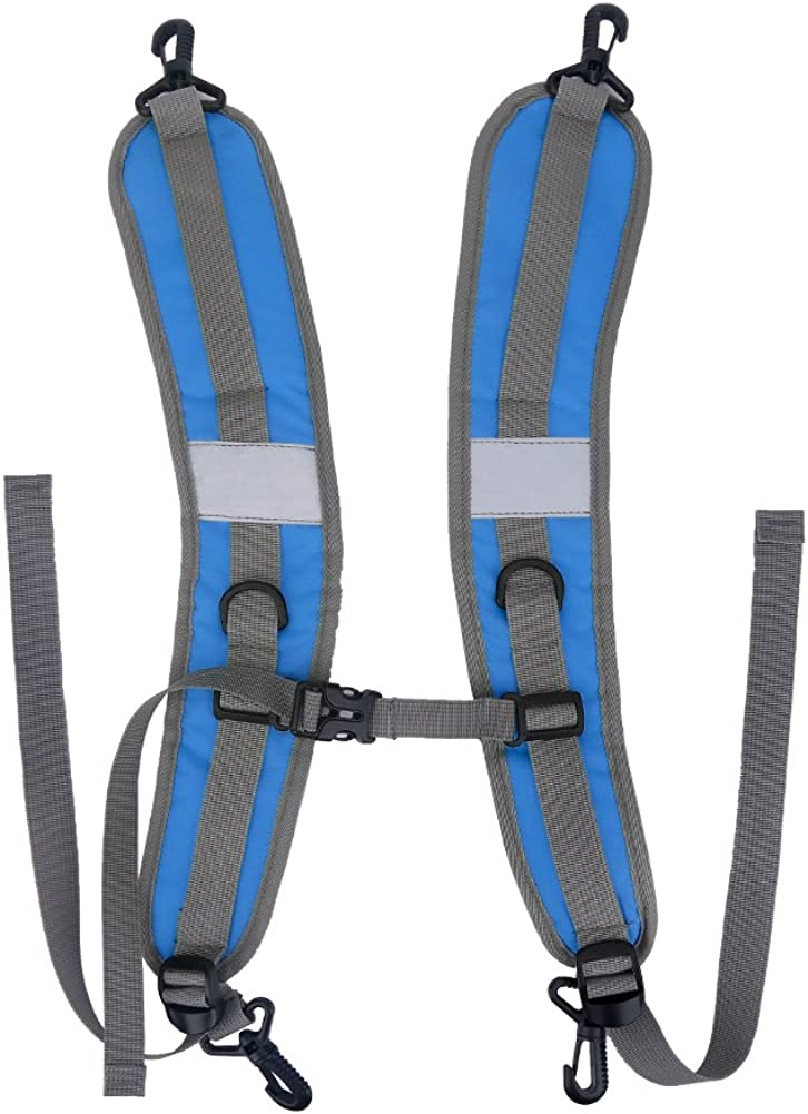 Backpack Accessories Sports & Outdoors 1 Pair Nylon Adjustable ...