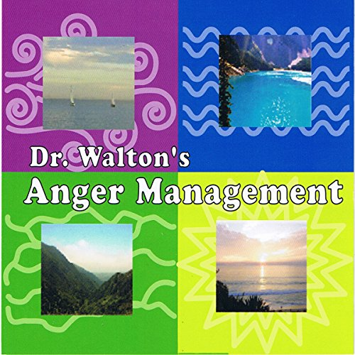 Dr. Walton's Anger Management audiobook cover art