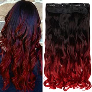 japanese hair extensions clip in