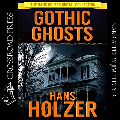 Gothic Ghosts audiobook cover art