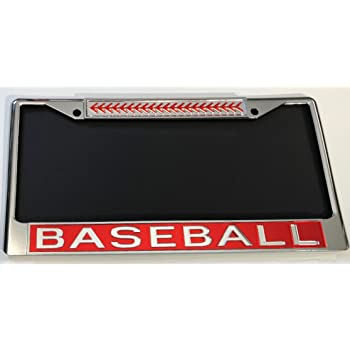 Graphics and More Batman Bat Mom Shield Logo License Plate Tag Frame
