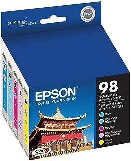 EPSON T098920 COLR MULTI INK CARTRIDGE HIGH-CAPACITY