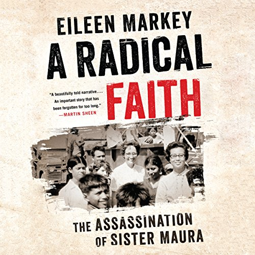 A Radical Faith audiobook cover art