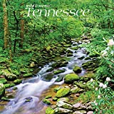 Tennessee Wild & Scenic 2021 12 x 12 Inch Monthly Square Wall Calendar, USA United States of America Southeast State Nature