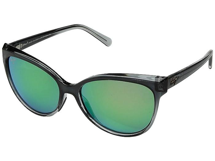 'Olu 'Olu (Grey Fade/Mauigreen) Fashion Sunglasses