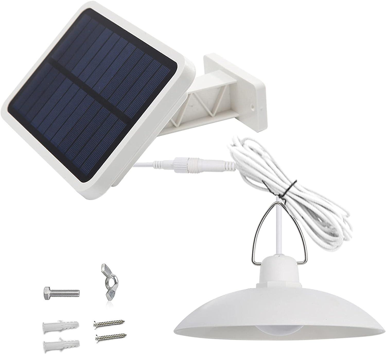 SKIVTGLAMP Solar OFFicial shop Pendant Lights Powe Patio shop LED Shed