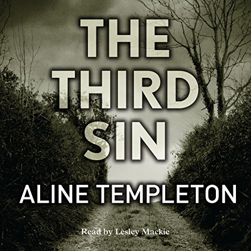 The Third Sin audiobook cover art
