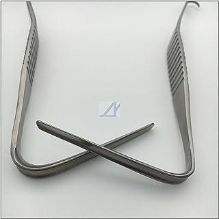 Junyue Aufricht Walter Nasal Retractor Surgical Instruments Delicate Instrument (Head Width: 1cm)