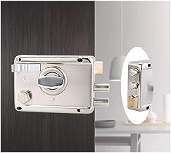 Anti-diefstal rvs buitendeurslot, ijzeren deur en houten deur super B-niveau slotkern, ouderwets deurslot-Koudgewalst staa...