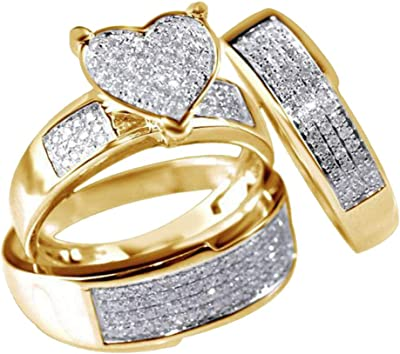 Amazon.com: Simplylin_Rings Rings for Women Silicone Wedding ...