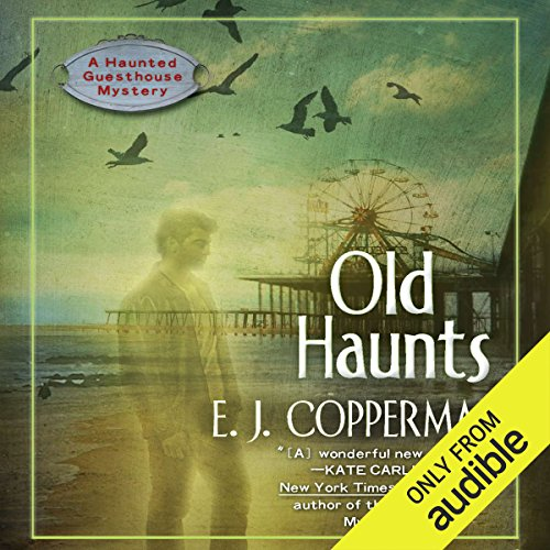 Old Haunts audiobook cover art