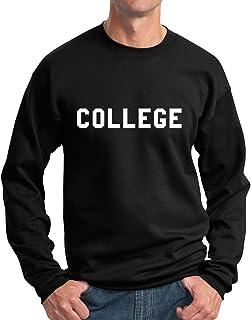 New York Fashion Police College Sweatshirt - Belushi Bluto Tribute 70s Comedy Crewneck