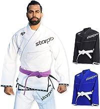 Starpro BJJ Pak Braziliaanse Gi - Karate Grappling Jiu-Jitsu Uniforme Kimono's Professionele Training Vechtsporten   Voorg...